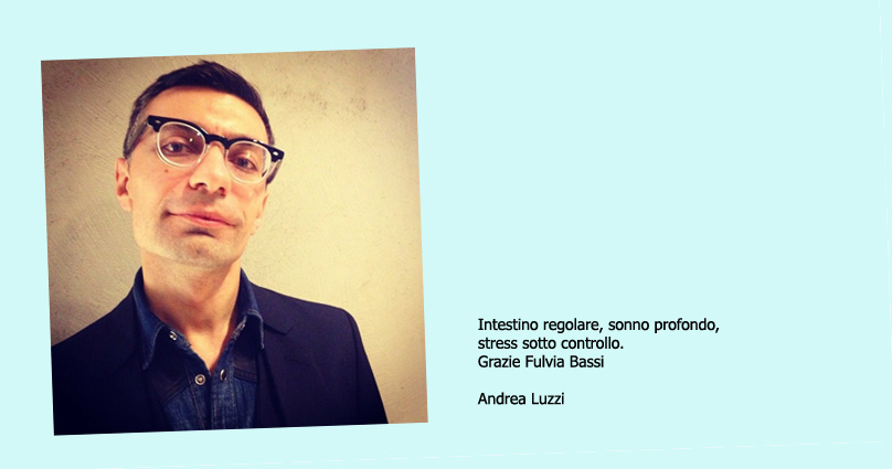 Cartolina Andrea Luzzi
